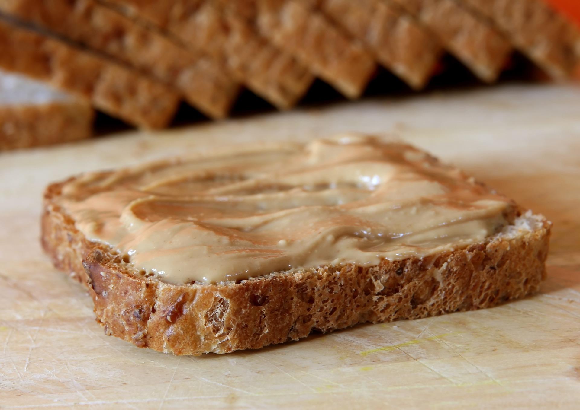 Zero waste peanut butter