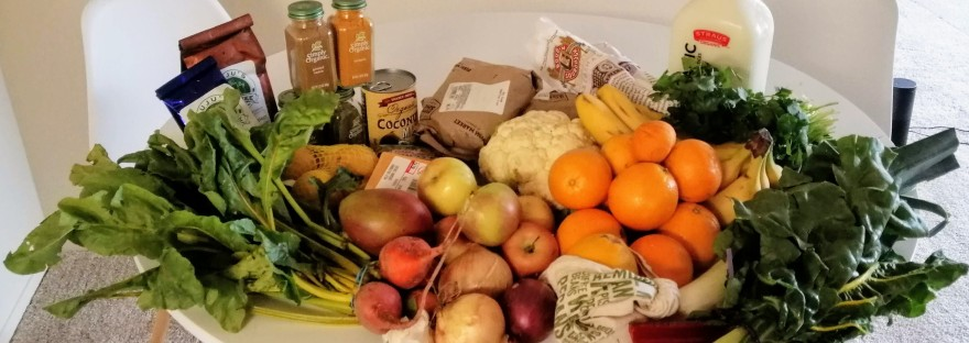 My zero waste haul from Fremont California