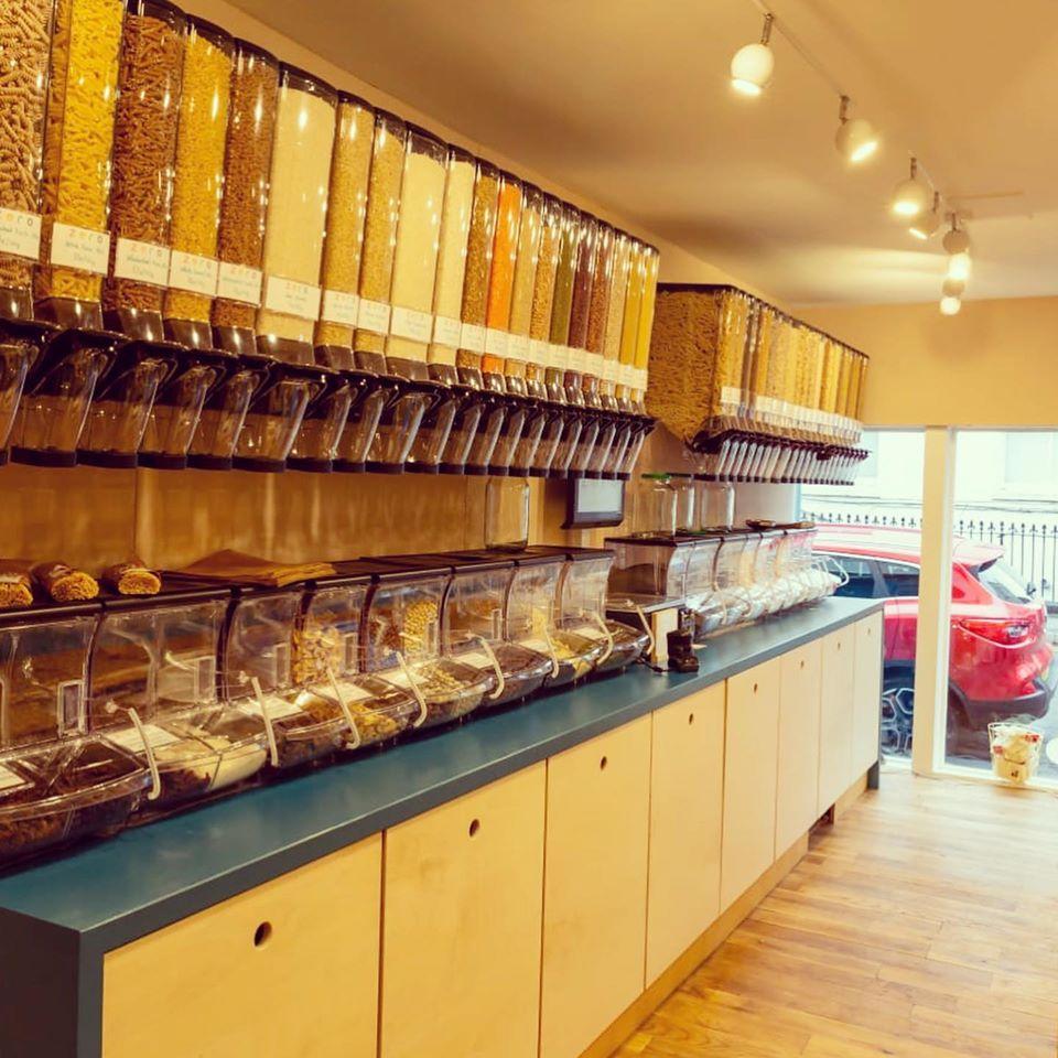 Leamington's first zero waste shop ZERO
